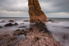 One of the Three Kings Sea Stack, Cullen, Scotland